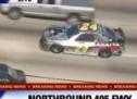 SPEKTAKULARNO: Policijska potjera 'uživo' za NASCAR vozačem…!? (VIDEO)