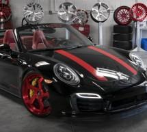 Forgiato i Porsche 911 Turbo S