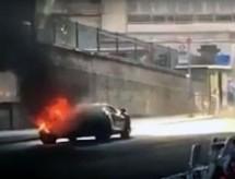 Ni prvi, ni posljednji: Izgorio još jedan Lamborghini Aventador (VIDEO)