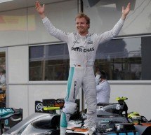 Nico Rosberg pobjedio na VN Europe