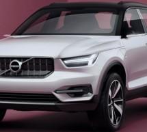 Volvo 40.1 concept i Volvo 40.2 concept