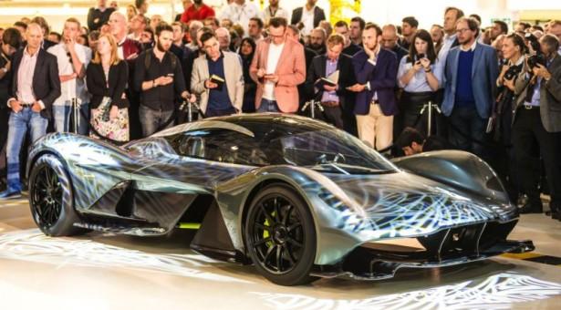 AM-RB 001 – čedo Aston Martina i Red Bulla
