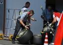 Vozački odabir guma za Silverstone