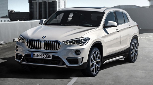 BMW X2 u prodaju stiže 2017.