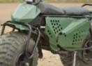SUPER PILA: Rusi izradili motocikl za sve terene s pogonom na oba točka (VIDEO)