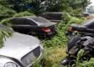 PARK ZABORAVA: Mjesto gdje automobili 'odlaze da umru'! (VIDEO)
