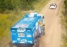 Kad zvijer bježi od čudovišta:Kamazov kamion u potjeri za Polom R WRC (VIDEO)