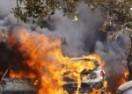 DA VAS DUŠA ZABOLI: Veliki požar odnijeo 422 automobila u Portugalu (VIDEO)