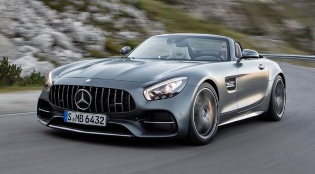 Mercedes AMG GT C Roadster najatraktivniji je u AMG GT obitelji