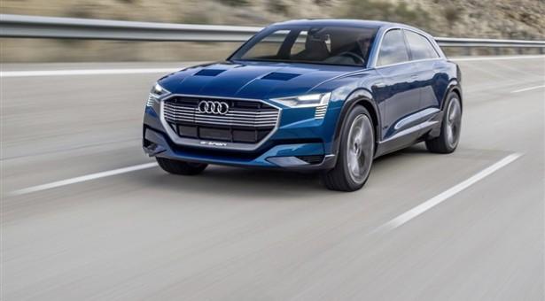Audi modelom e-tron želi osvojiti električni tron