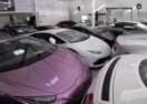 KAO SARDINE: 38 Lamborghinija 'spakovali' u hangar prije uragana! (VIDEO)