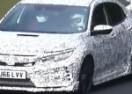 Nova Honda Type-R žari i pali Nurburgringom (VIDEO)