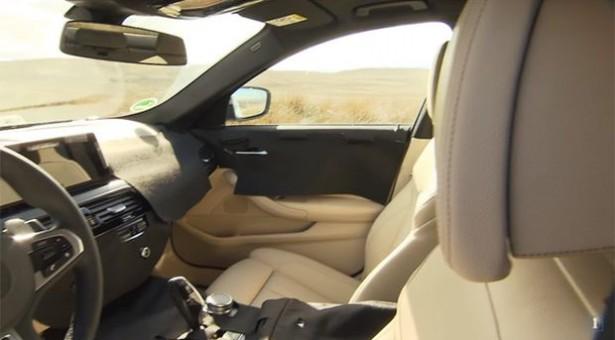 Novi BMW serije 5 (2017) – zavirite u njegov enterijer