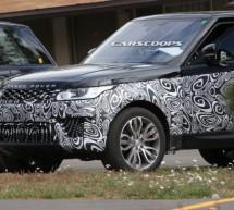 Land Rover i Jaguar testiraju nove SUV-ove u Americi