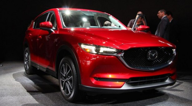 Nova Mazda CX-5 je čvršća, udobnija i tiša