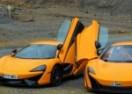 UDARIO BRAT NA BRATA: McLaren 570S protiv 675LT (VIDEO)