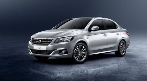 Peugeot predstavio osvježeni 301