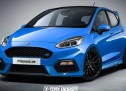 Render: Ford Fiesta RS
