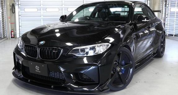 3D Design BMW M2 (2)