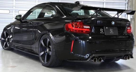 3D Design BMW M2 (3)