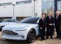 Aston Martin započeo gradnju nove fabrike u Velsu