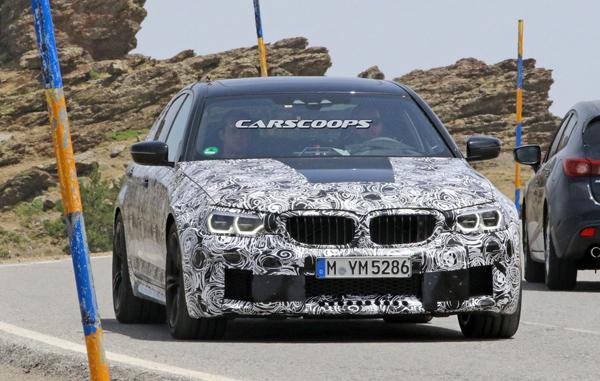 BMW M5 (2017)