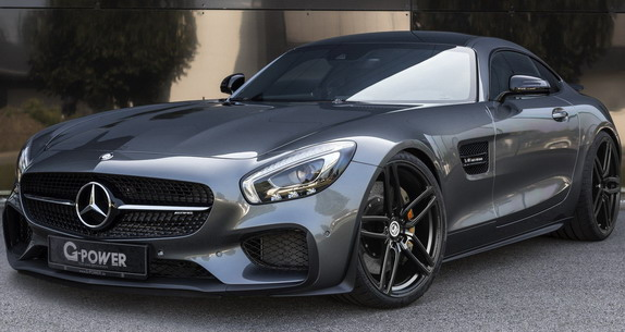 G-Power Mercedes-AMG GT (1)