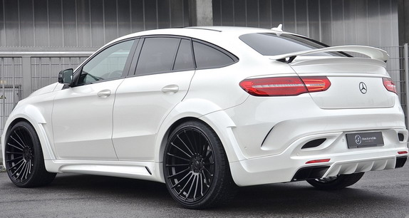 Hamann Mercedes GLE Coupe (2)