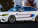 IND Distribution BMW M2 Alpine White