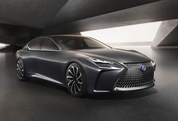 Lexus LS (1)