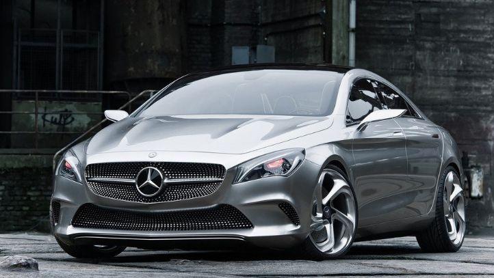 Mercedes A-Klasa Sedan (1)