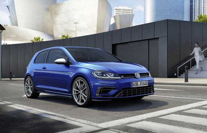 Restilizovani Volkswagen Golf R (1)