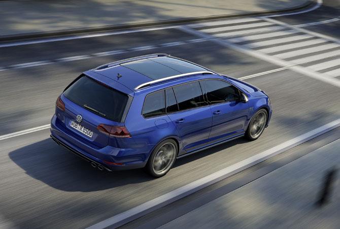 Restilizovani Volkswagen Golf R (4)