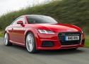 NA SVA ČETIRI: Audi TT 2.0 TDI sa quattro pogonom