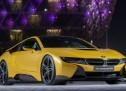 BMW i8 – restilizacija s više snage