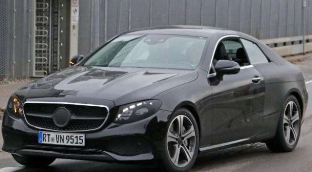 Špijunaža: Mercedes E klase kupe