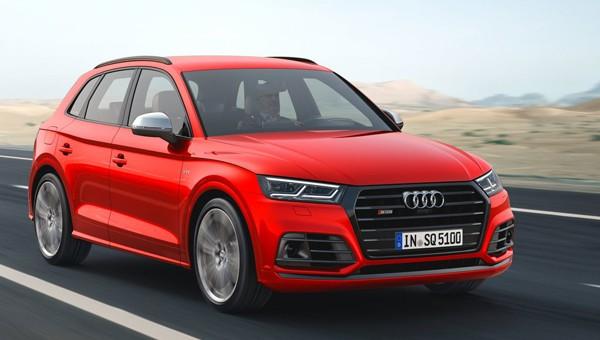 Novi Audi SQ5 zamenio naftu benzinom! Ima preko 350 KS
