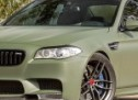 BMW M5 Military Green