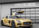 Mcchip-dkr doradio Mercedes-AMG SLS Black Series