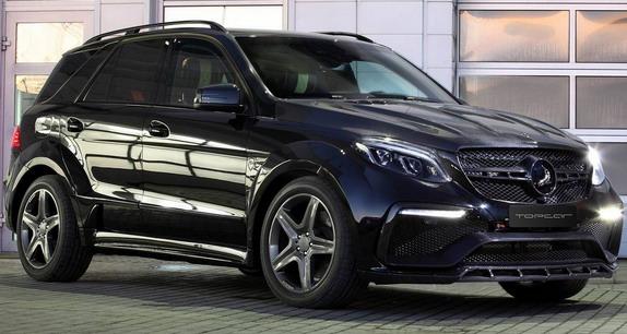 TopCar Mercedes GLE (2)