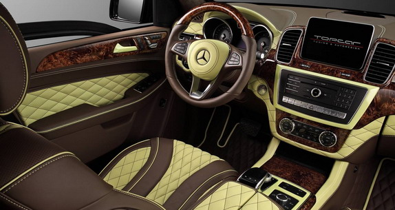 TopCar Mercedes GLE (4)