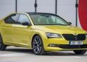 Škoda predstavila Superb s paketom opreme Sportline