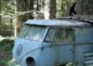 Ljubav i strast prema limenom ljubimcu: Spasili VW T1 poslije 40 godina stajanja (VIDEO)