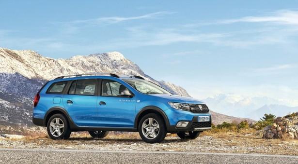 Ovo je nova Dacia Logan MCV Stepway za terensku vožnju