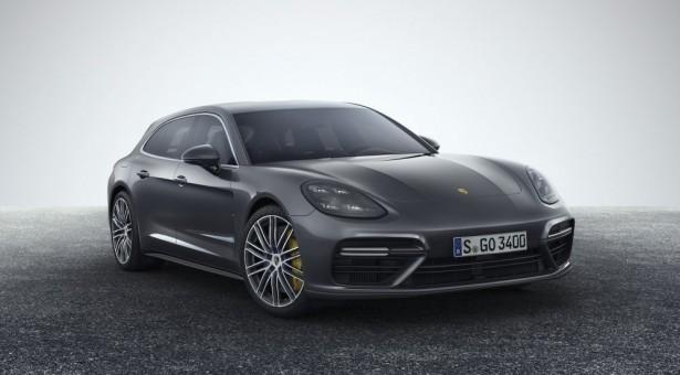 Porsche Panamera Sport Turismo nije karavan za prijevoz ljestvi