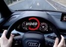 Doživite AUDI SQ7 V8 u krivinama! (VIDEO)