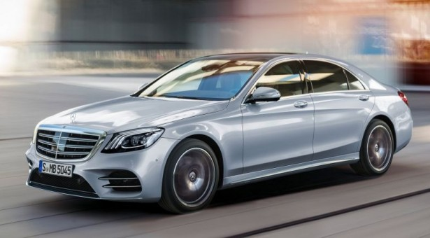 Mercedes-Benz S-klase na 3. rođendan temeljito obnovljen, postao izlog visoke tehnologije