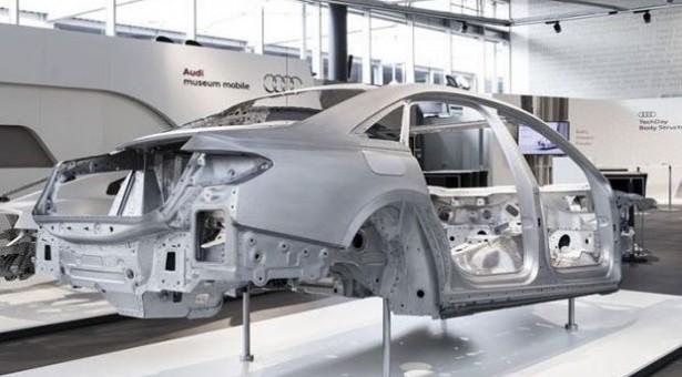 Novi Audi A8 (2018) – otkrivanje počinje, pokazan skelet