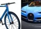 NAJSKUPLJI BICIKL NA SVIJETU: Od cijene ove Bugattijeve kreacije zavrtjet će vam se u glavi (VIDEO)