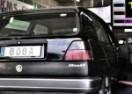 Nabudženi Golf 2 obrisao pod sa Bugatti Chironom (VIDEO)